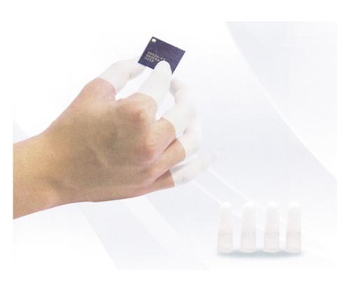 帯電防止無硫黄指サック