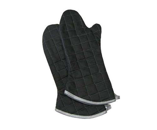 フレームガードオーブンミット ブラック(2枚1組)CFGS2-17BK 2592800
