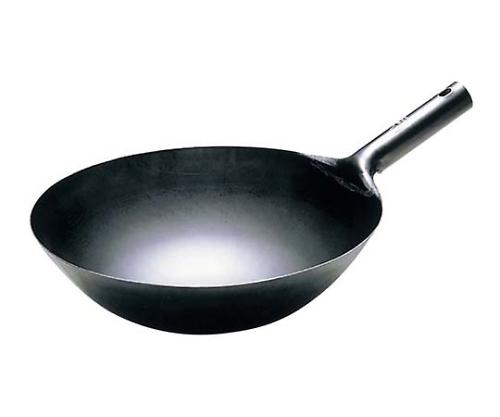 チタン 打出 中華 片手鍋