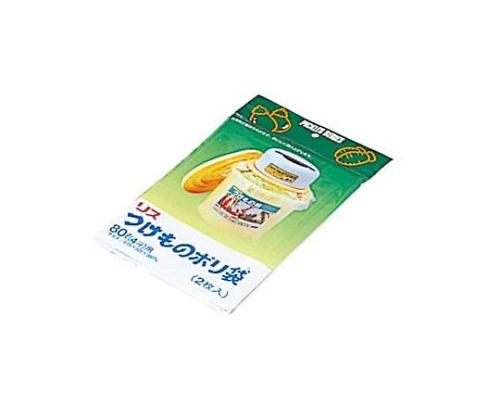 [取扱停止]漬物樽用ポリ袋(2枚入)20L用 ポリエチレン 8189100
