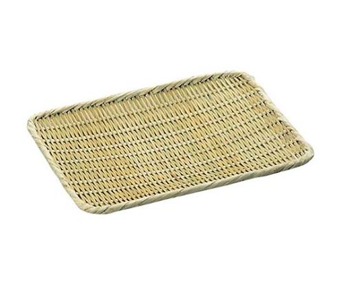 竹製 角盆ザル