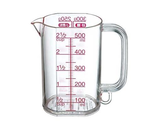 メジャーカップ MMC1 500ml メタクリル 00972