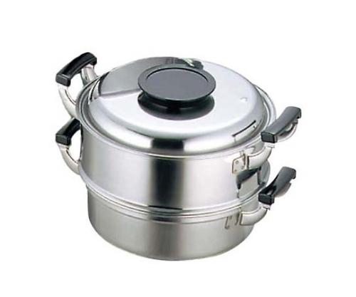 モモ 18-0 プレス 丸蒸器