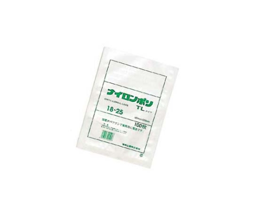 真空包装対応規格袋 ナイロンポリ TLタイプ(100枚入)