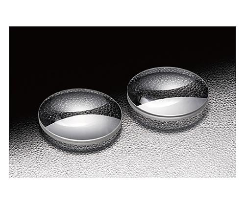 球面両凸レンズ 合成石英 φ25mm 焦点距離100.6mm SLSQ-25B-100P