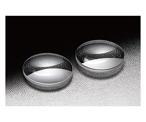 球面両凸レンズ 合成石英 φ25.4mm 焦点距離51mm SLSQ-25.4B-50P