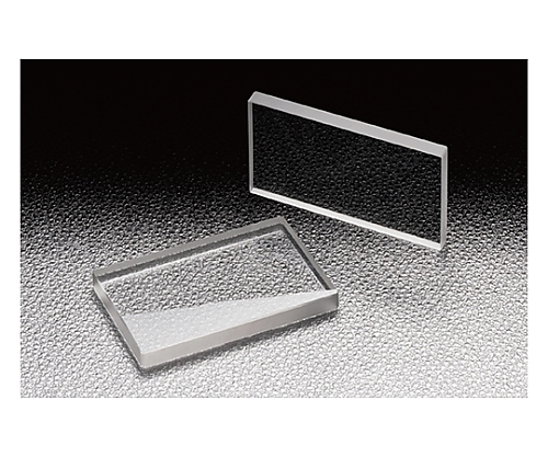 円筒面平凸レンズ BK 10×20mm 焦点距離25mm CLB-1020-25PM