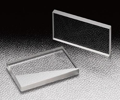 円筒面平凸レンズ BK 20×100mm 焦点距離150mm CLB-20100-150PM