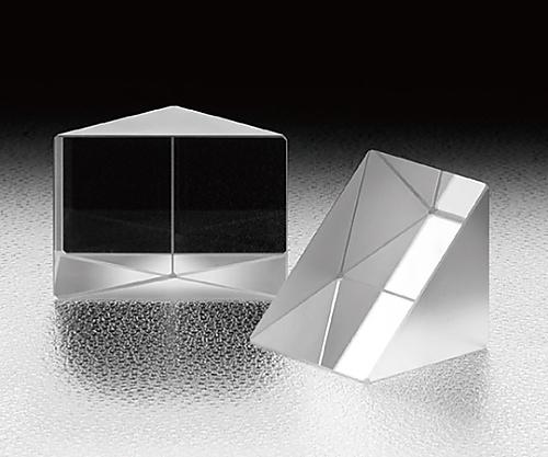 45°直角反射プリズム(コート付)