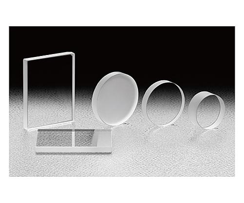 平行平面基板-量産低価格品 φ60mm 厚さ2.3mm 面精度4λ OPSQ-60C2.3-0.25-10