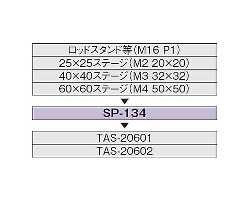 変換スペーサー SP-134