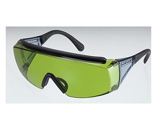レーザ保護メガネ(完全吸収型)オーバーグラス