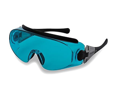 レーザ保護メガネ(完全吸収型)スリーウェイタイプ