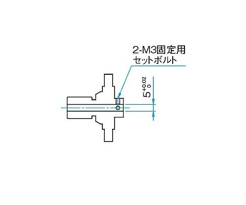 光ファイバーホルダー OFH-2DM