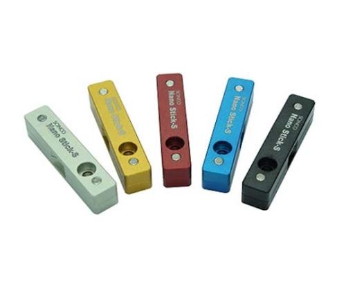 ナノスティック Nano Stick-S(Single), 0.5mm ビーム高さ:15mm 赤 NS-S/0.5/15/RED