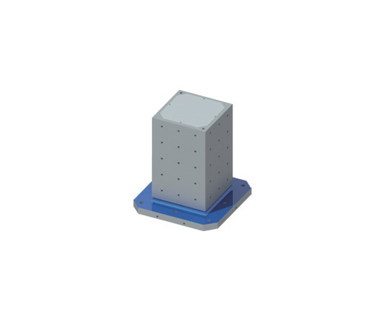 MCツーリングブロック(4面スタンダードタイプタップ穴仕様) TPH04-20045