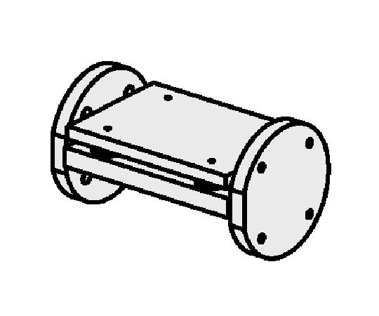 ゆりかごセット センター仕様(Qロックタイプ)