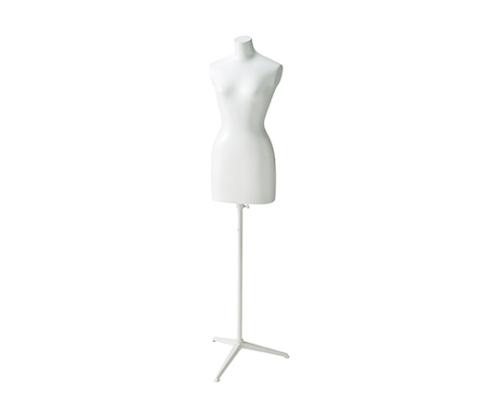 [取扱停止]婦人白ラッカー塗装ボディ 鋳物脚 白ラッカー塗装 51-185-4-1