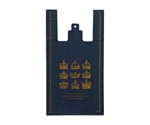 クラウン レジ袋 30×55(39)×横マチ15 入数100枚 61-297-5-4