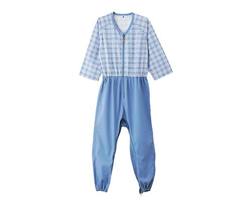 介護用つなぎパジャマ 38705