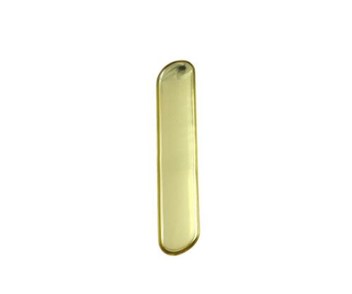 ゴールドメタル文字 I 60mm×1mm
