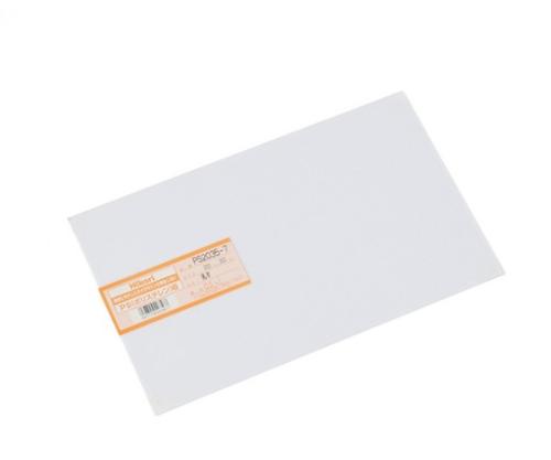PS板 200×300×0.5mm 乳半