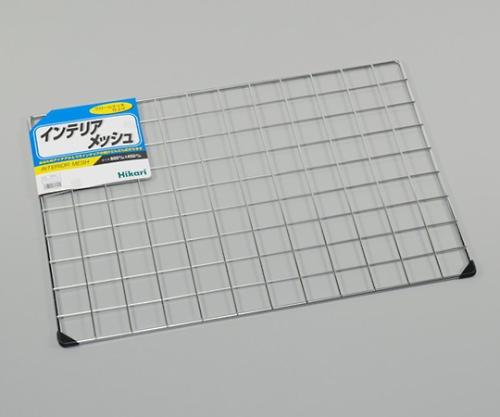 スチールメッシュパネル 450×600ミリ KJ643-1