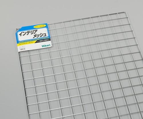スチールメッシュパネル 900×600ミリ KJ963-1