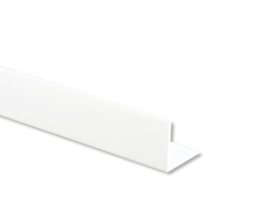 アングル(ホワイト) 30×30×1000