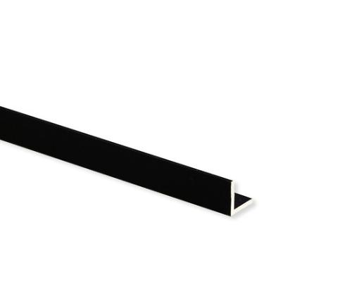 黒 等辺アングル 2.0×15×15×1000mm