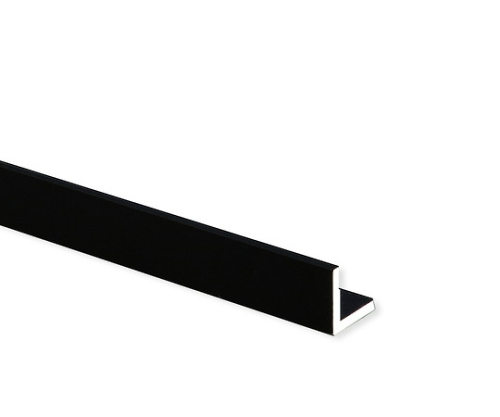 黒 等辺アングル 3.0×20×20×1000mm