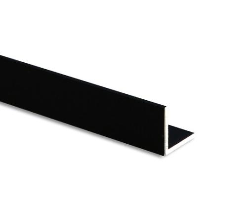 黒 等辺アングル 3.0×30×30×1000mm