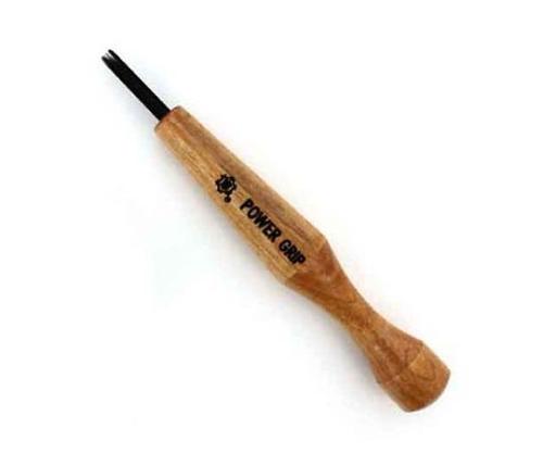 パワーグリップ彫刻刀 丸 4.5mm