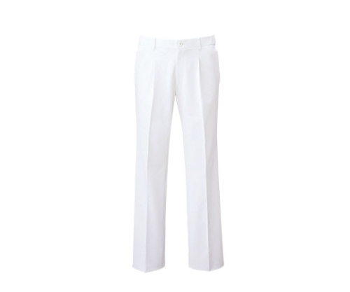 5010CR 男子パンツ ホワイト