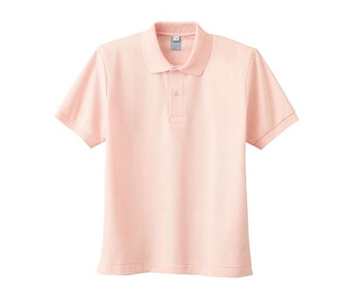 半袖PANTONEポロシャツ ピンク 4Lサイズ FNP102