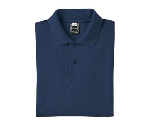 半袖PANTONEポロシャツ ネイビー 4Lサイズ FNP102