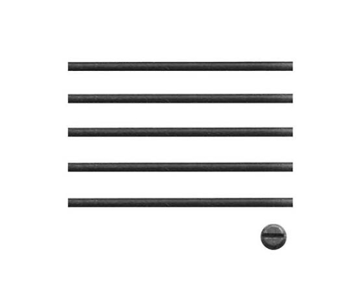 ピン抜き工具交換用軸 0.9×20 5本 NO.68-P509