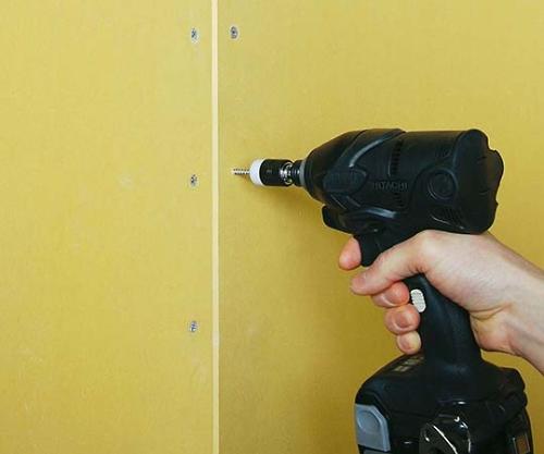 石膏ボード用ビスキャッチ&ストップ (+2)×110 ABS-2110