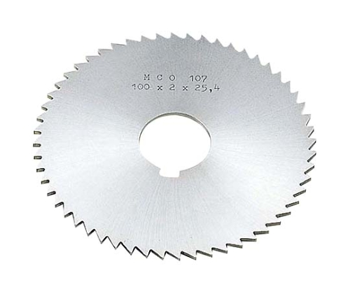 メタルソー φ100×4.8t 軸穴径φ25.4 MST100X048