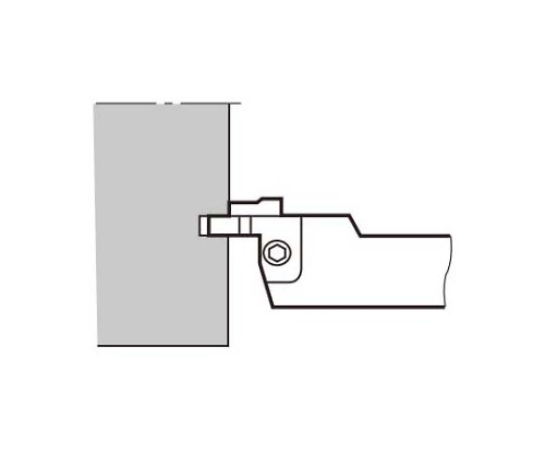 CFGSR2525-6SC TACバイト CFGSR2525-6SC
