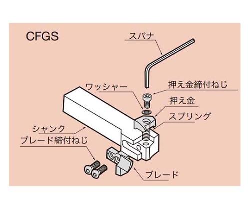 TACバイト CFGSR3232