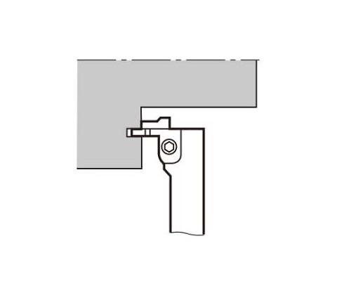 TACバイト CFGTL2525-4SC