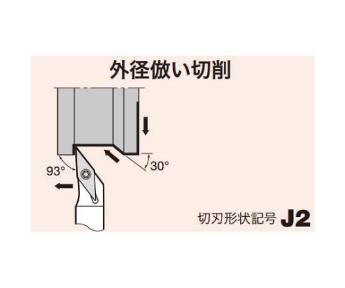 [取扱停止]TACバイト JSVJ2BR1010K11
