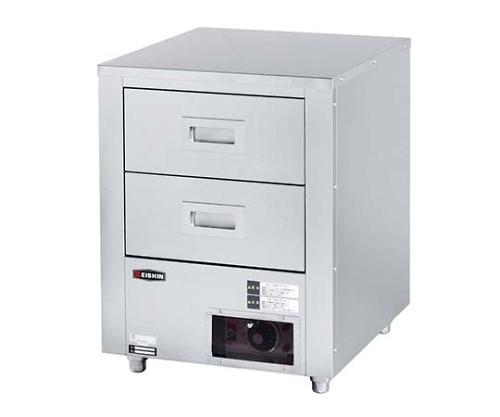 エイシン 電気カップウォーマー(ドライ式)CW-30(引出式3段) 3144500