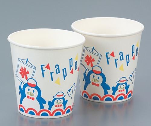 かき氷カップ ピースペンギン(1500枚入)SM-400 3688110