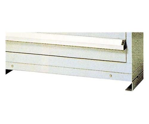 シルバーキャビネット用部品キャビネット・パレットSCP-45 1063100