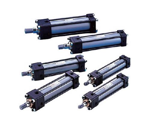 21MPa用複動油圧シリンダ ニトリルゴムパッキン アイ形 210C11CA100BB200AB