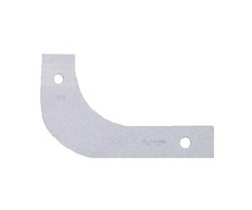 大型ラジアスゲージ角型 測定サイズ41.0~50.0 枚数10