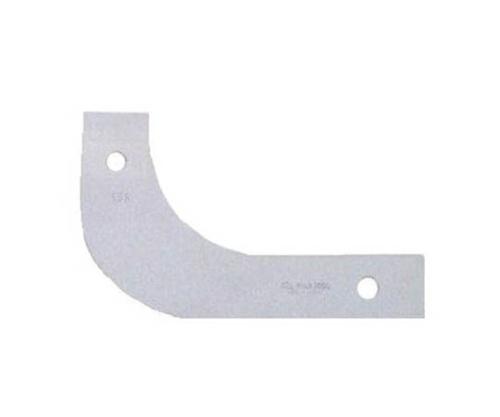大型ラジアスゲージ角型 測定サイズ61.0~70.0 枚数10