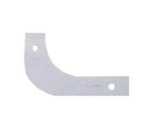 大型ラジアスゲージ角型 測定サイズ81.0~90.0 枚数10